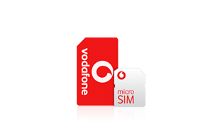 vodafone business SIM dati